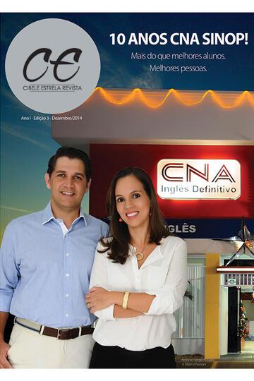Cibele Estrela Revista - Ano I - Ed. 3